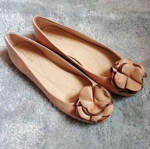 Kate Spade Leather Flats